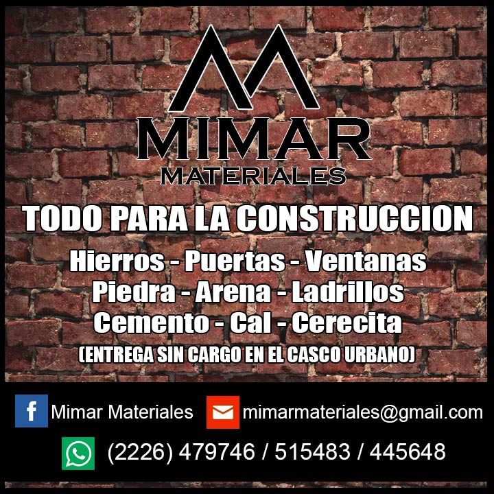 Materiales MIMAR